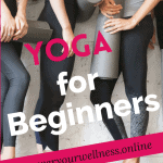 pinterest pin yoga for beginners