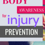 body awareness for injury prevention