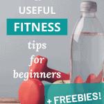 pinterest pin fitness tips for beginners
